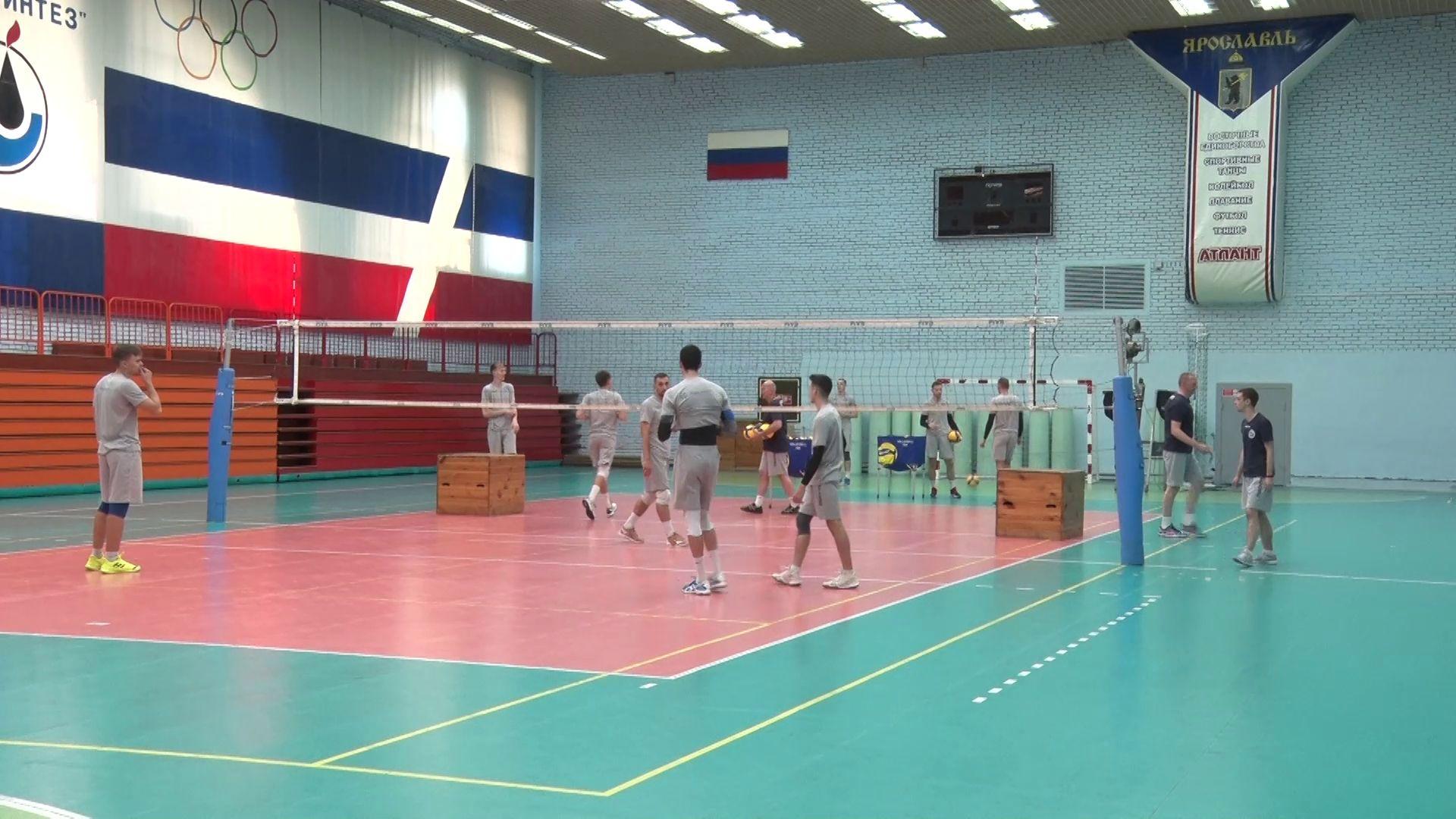 В новом сезоне «Ярославич» будет играть с новым тренером и с олимпийским чемпионом в составе