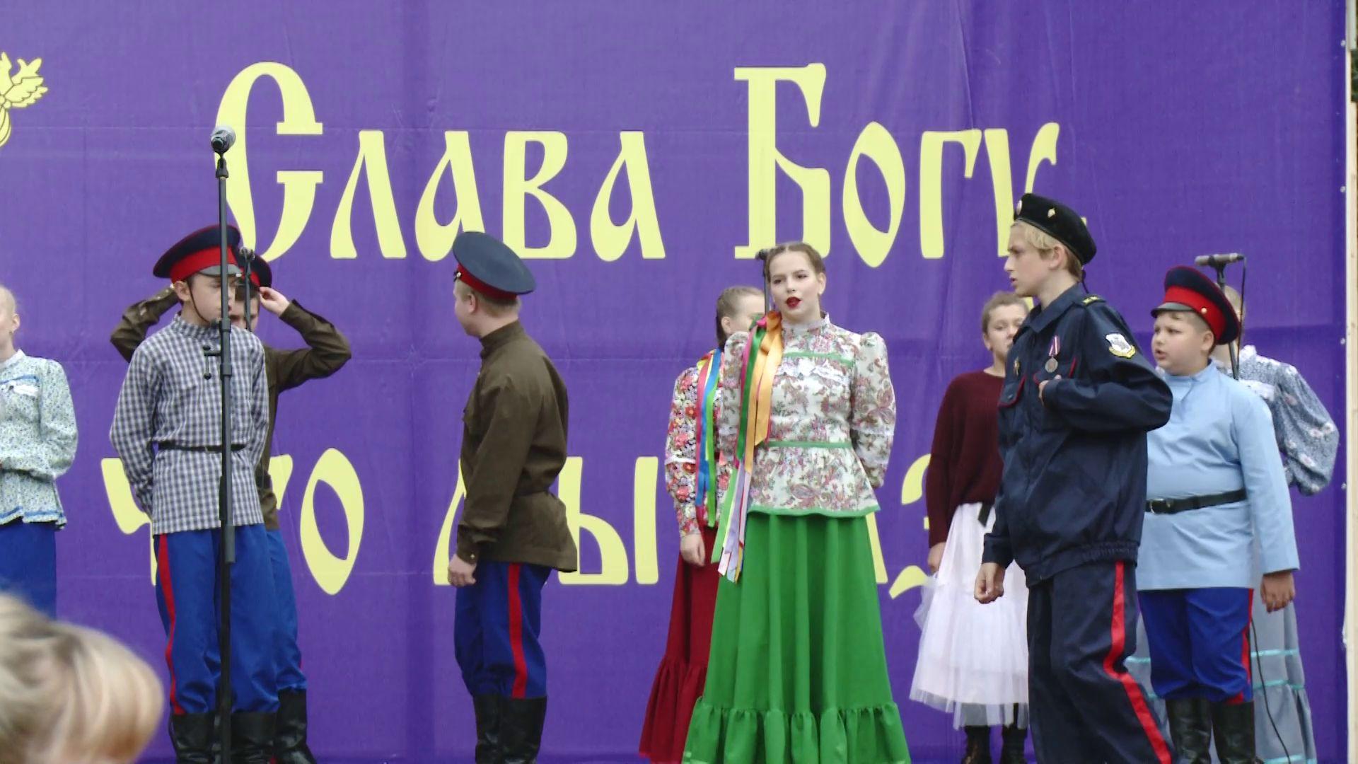 «Казачий лад и жизненный уклад»: в Ярославль приехали гости из Москвы, Иванова и Костромы