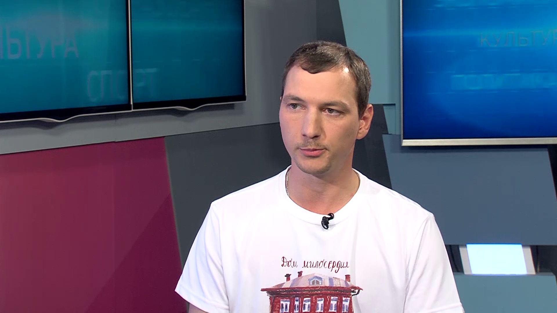 «В тему»: Алексей Васиков – о развитии паллиативной помощи в Ярославской области