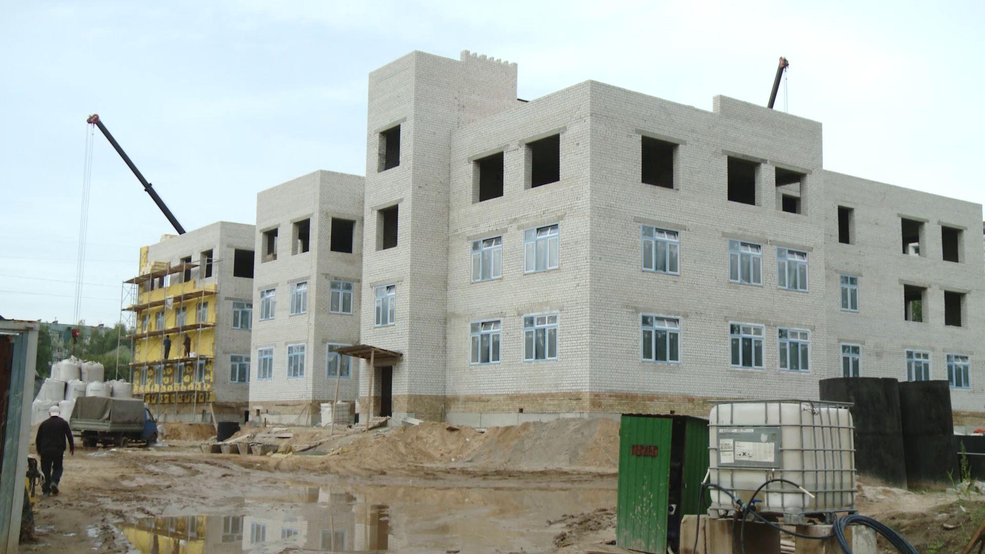 Во Фрунзенском районе к концу года откроют детский сад за 156 миллионов рублей