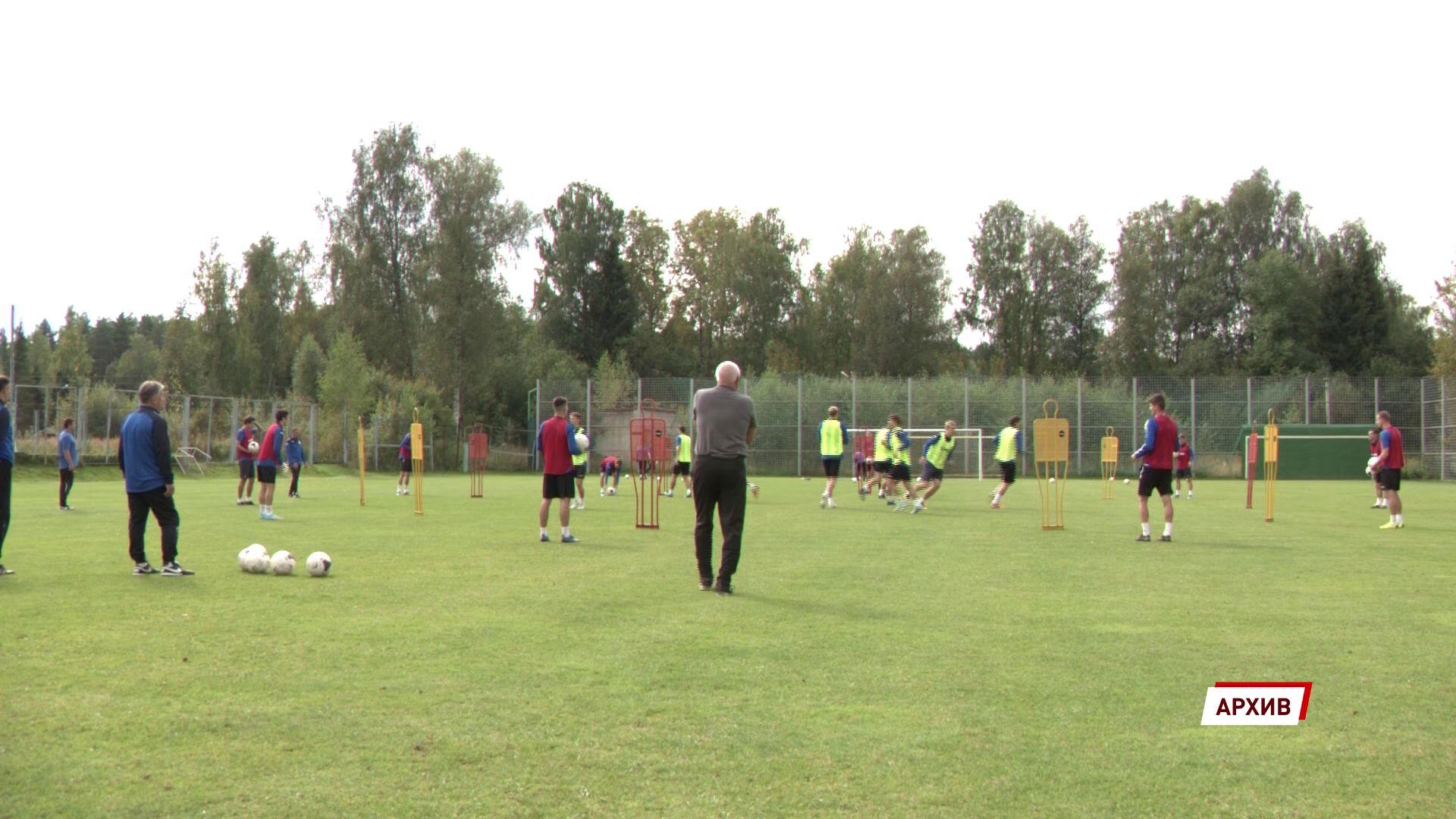 Ярославский «Шинник» отправился на матч с «Оренбургом»