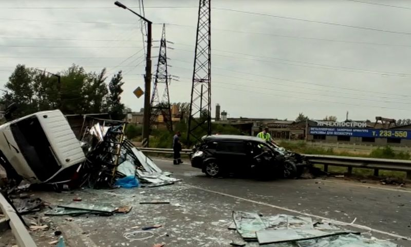 Стало известно о четвертом пострадавшем в ДТП на улице Гагарина
