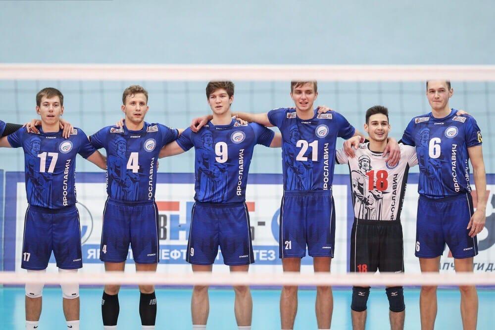 Дмитрий Миронов: у ярославского волейбольного клуба «Ярославич» будет новый спонсор