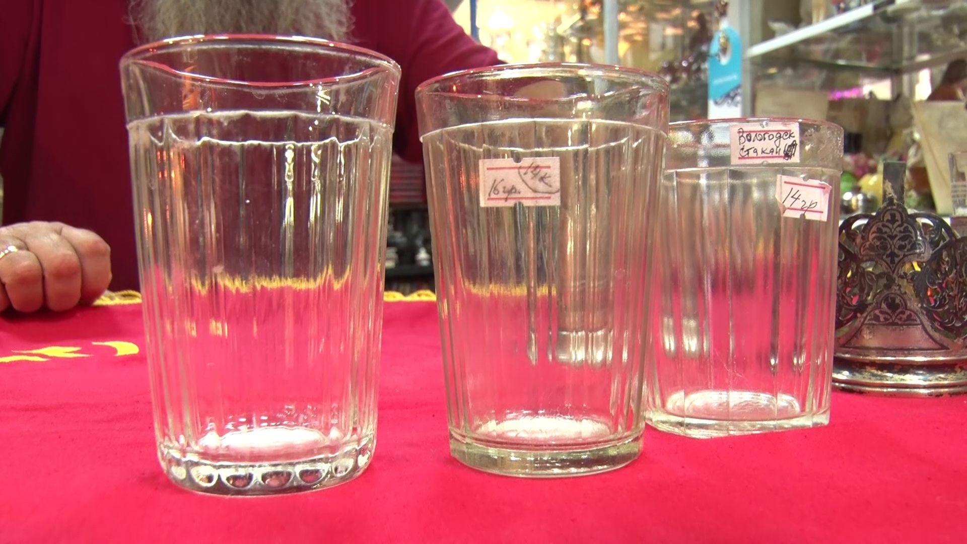 Массово и надежно: граненый стакан отмечает свой день рождения