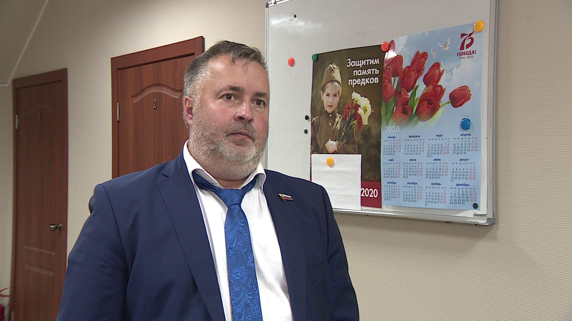 Андрей Щенников: «Ты можешь проголосовать, не отрываясь от рабочего места»