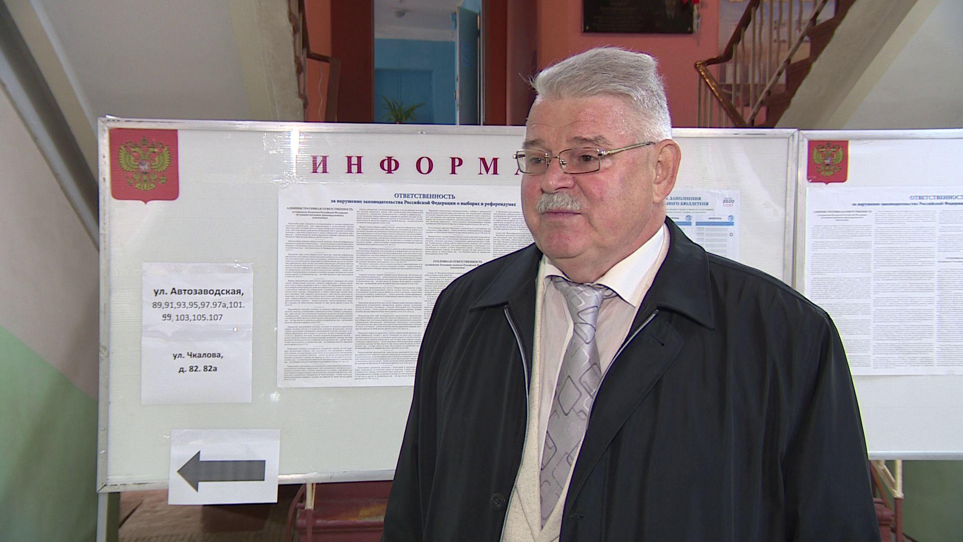 Владимир Муратов: «Наши жители выберут достойного кандидата»