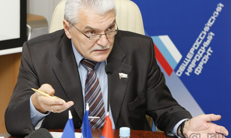 Николай Александрычев: «Обеспечение легитимности выборов – в интересах наших граждан»