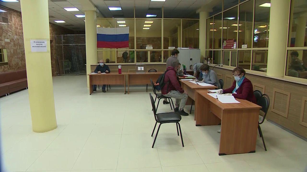 Избирательная комиссия проверила сообщения наблюдателей Некрасовского района