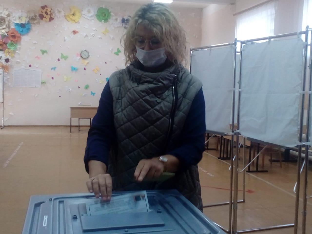 Сенатор Наталья Косихина: «Важно, чтобы в такой день моя семья была рядом»