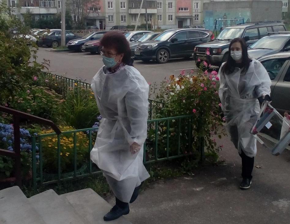 Ярославцы могут проголосовать прямо на дому
