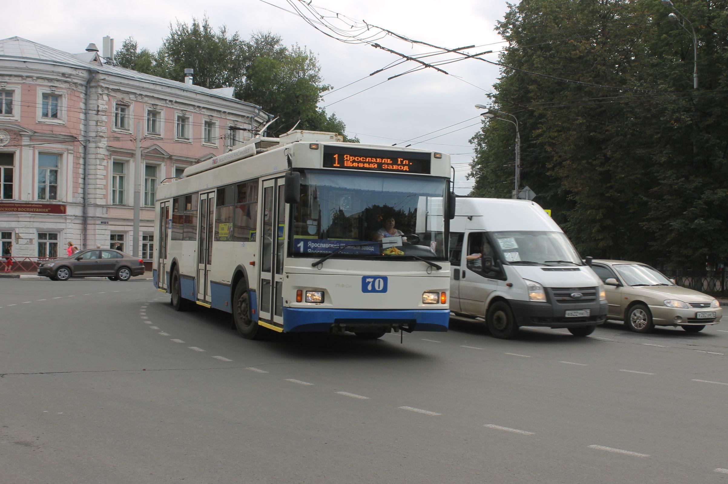 После салюта в честь Дня города пустят дополнительные троллейбусы и автобусы