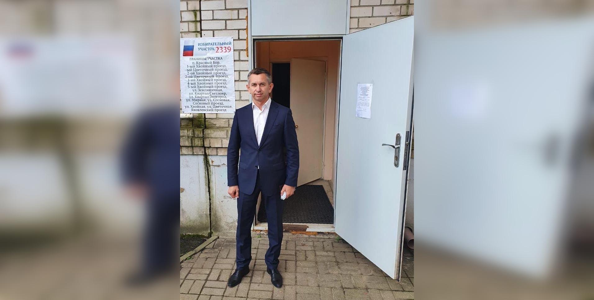 Николай Золотников: «Трехдневное голосование позволит соблюсти все требования Роспотребнадзора»