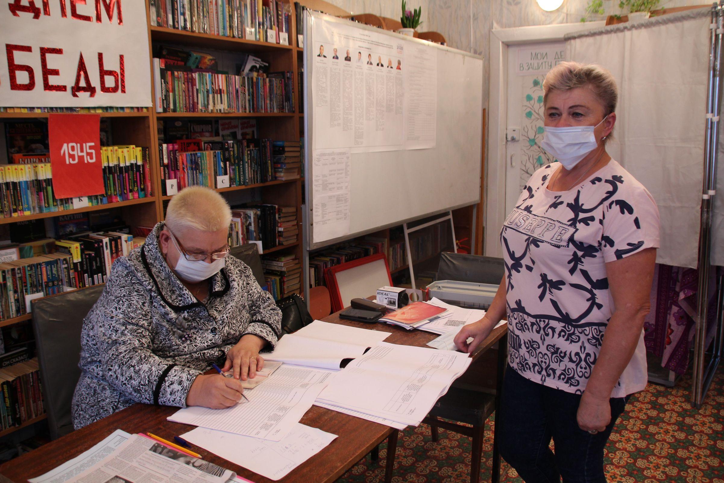 Региональный избирком: жалоб во второй день голосования не зарегистрировано