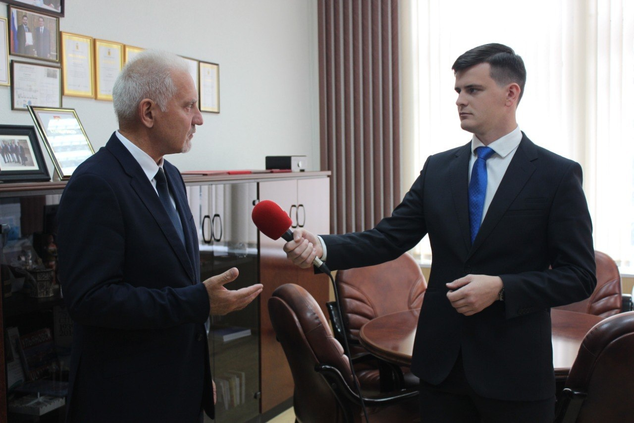 Сергей Бабуркин: «В направлении электронного голосования будет идти дальнейшее развитие избирательной системы»