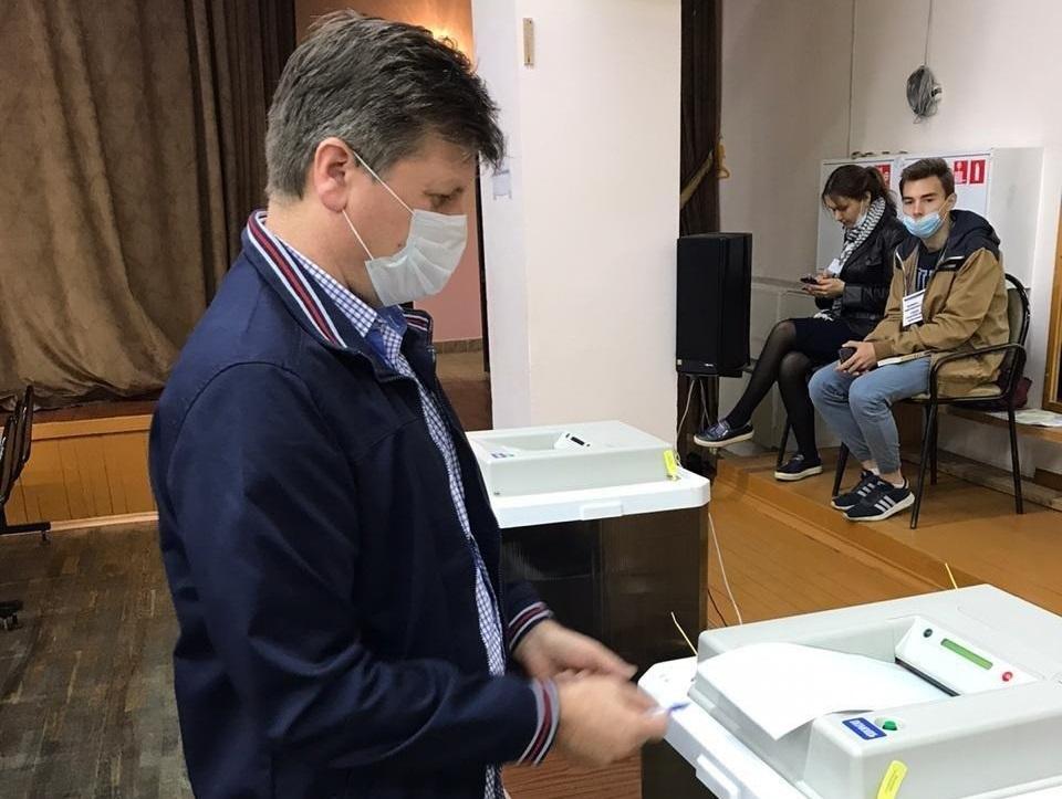 Социолог Евгений Голубев: «Электронное голосование поможет привлечь к процедуре молодежь»