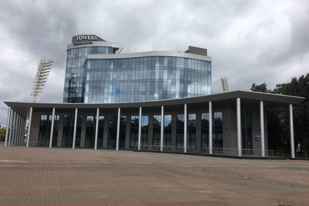 В Ярославле готовят к вводу в эксплуатацию одну из башен на площади Труда