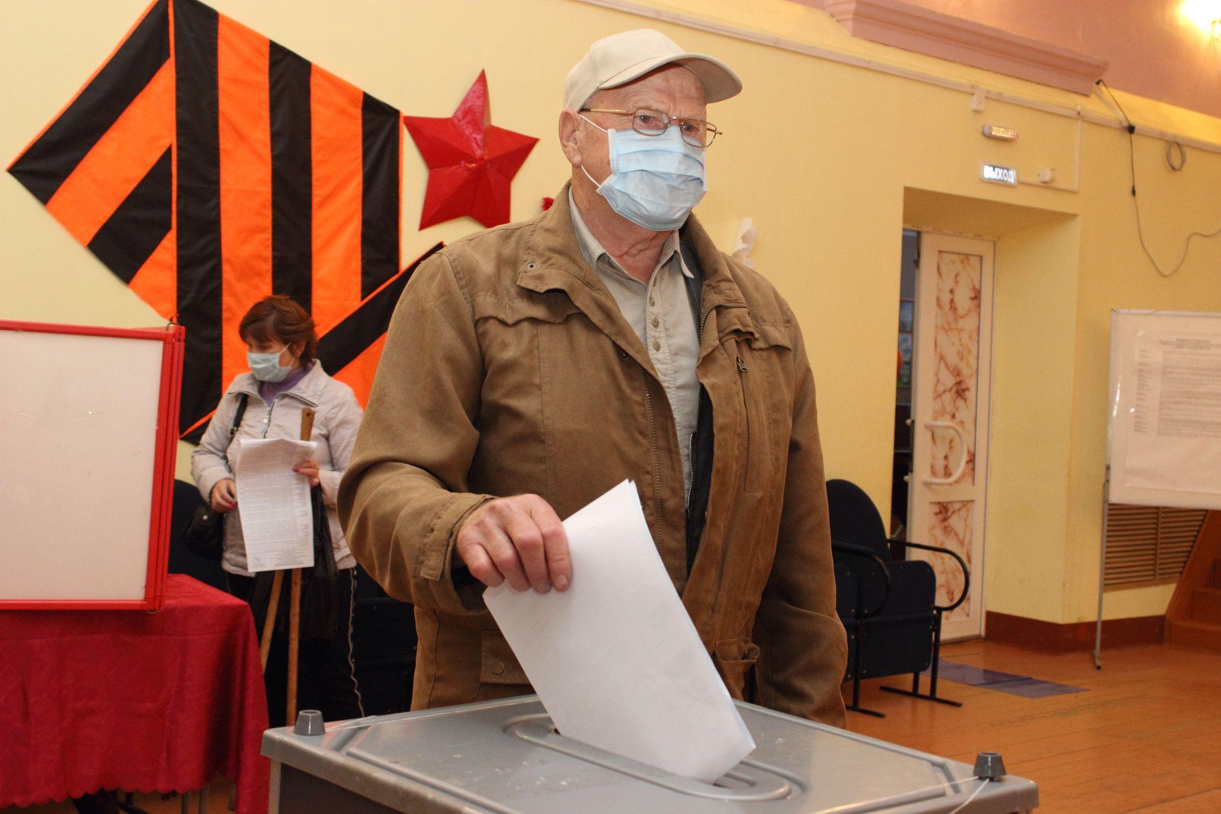 В Ярославской области подошел к концу финальный день голосования