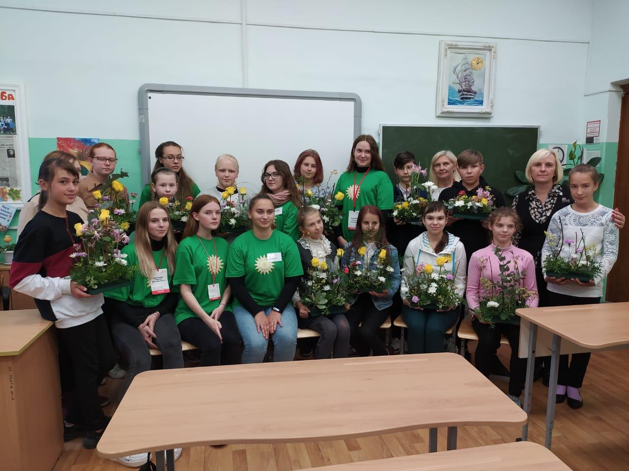 Ярославские школьники проходят пробы на фестивале профессий