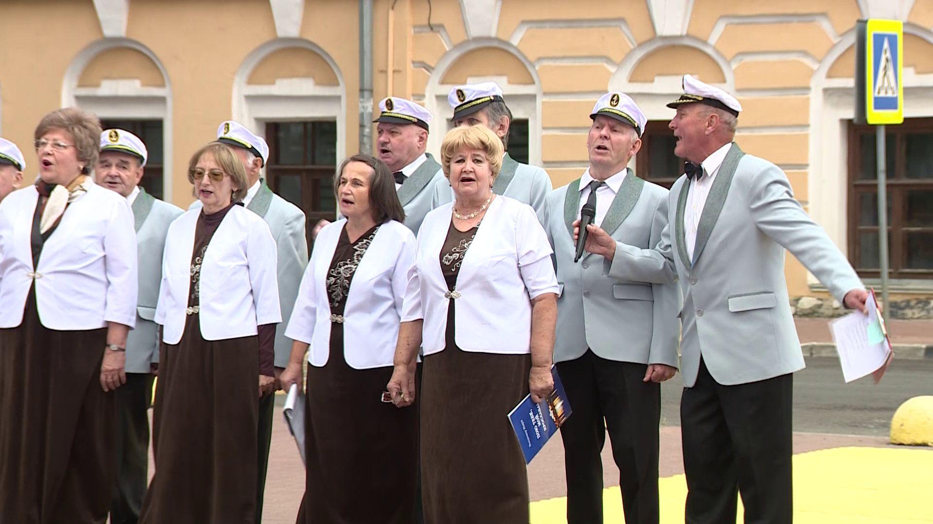 В День города в Ярославле состоялся гражданский форум области