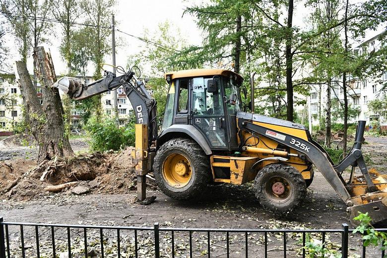 В этом году в Дзержинском районе Ярославля дополнительно отремонтируют еще один двор