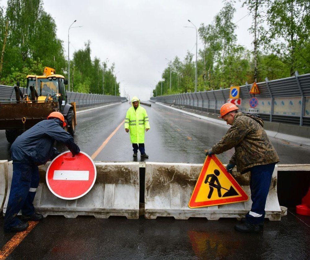 Сроки открытия Добрынинского моста в Ярославле могут перенести на конец декабря