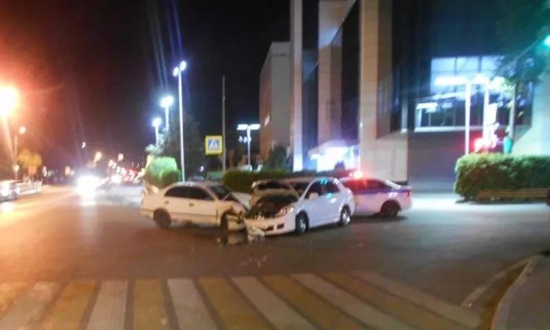В ДТП в Ярославле пострадали восемь человек