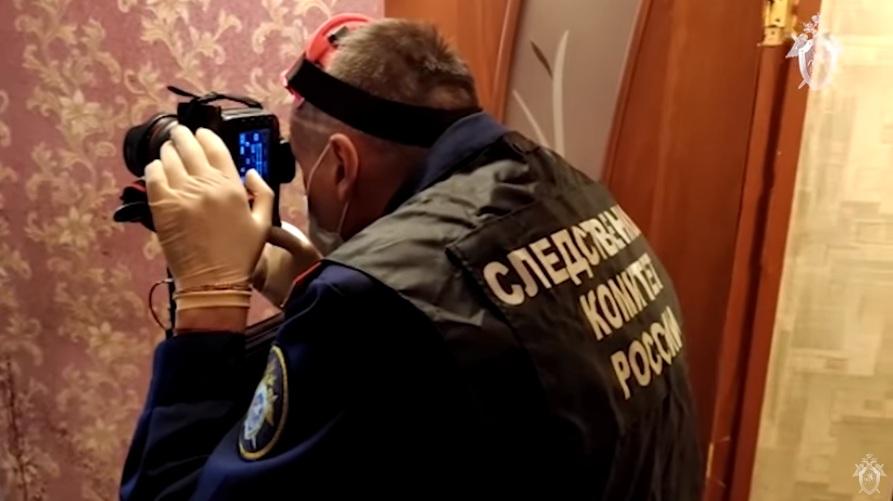 Убийство двух девочек в Рыбинске: следователи опубликовали видео с места трагедии
