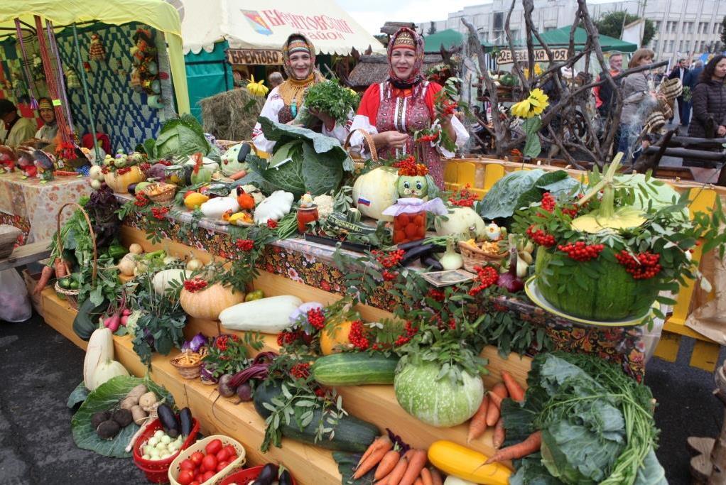 Аграрная ярмарка откроется в центре Ярославля