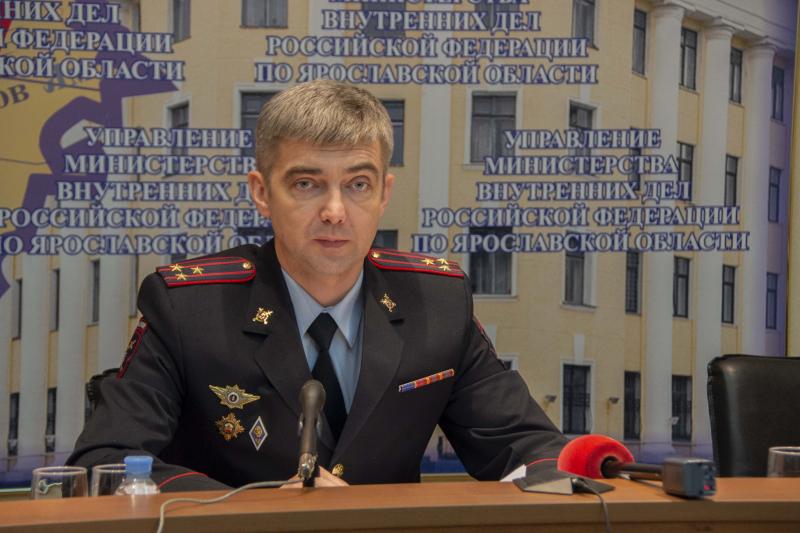 В Ярославской области назначен новый начальник регионального ГИБДД