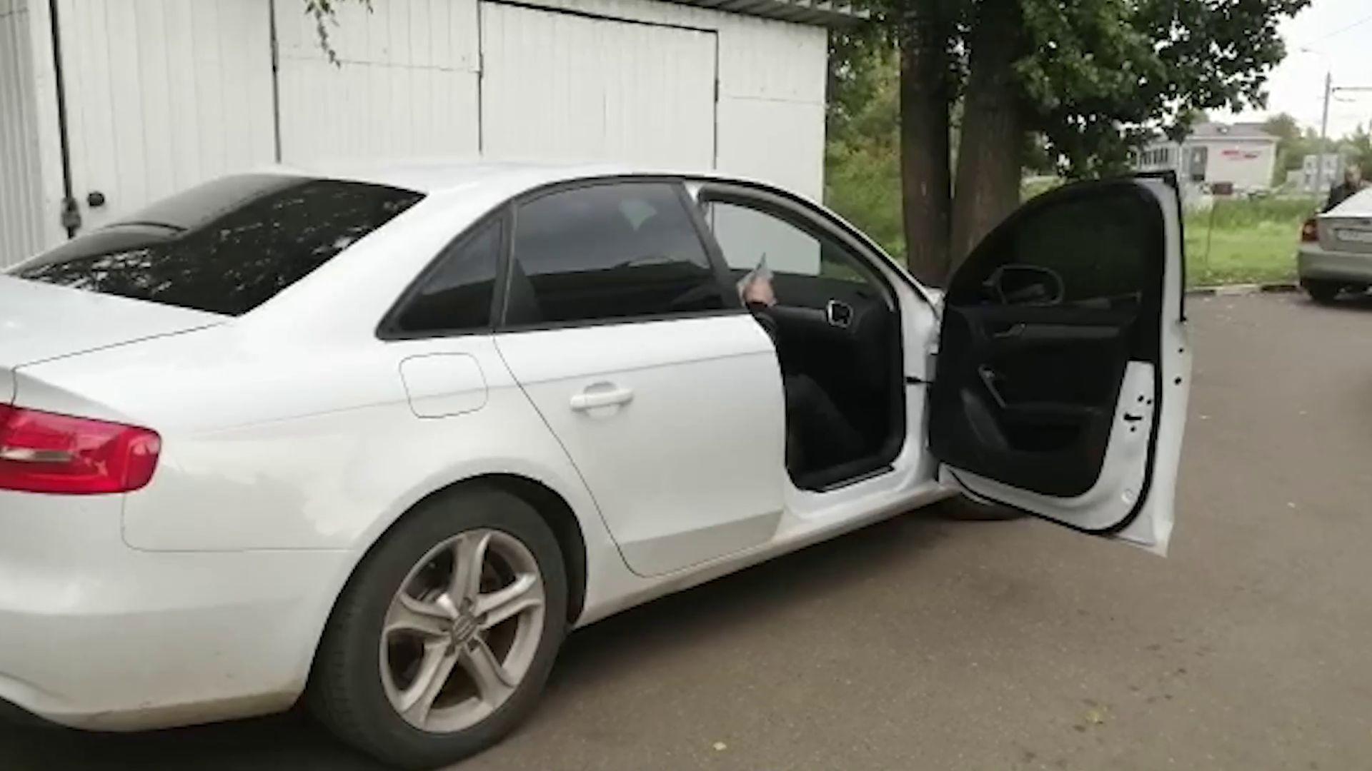 В Ярославле приставы задержали должника на заправке