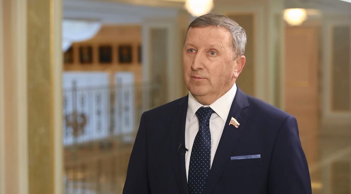 Сергей Березкин подвел итоги встречи Владимира Путина с сенаторами Российской Федерации