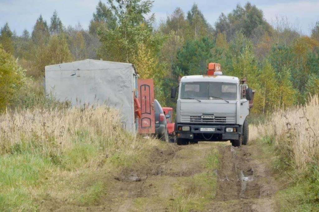 В Рыбинском районе строят новые очистные сооружения