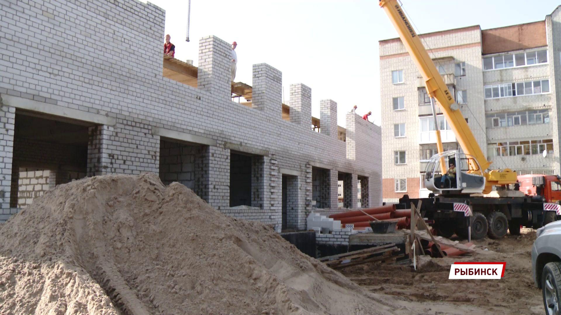 В Рыбинске скоро откроются детский сад и ясли