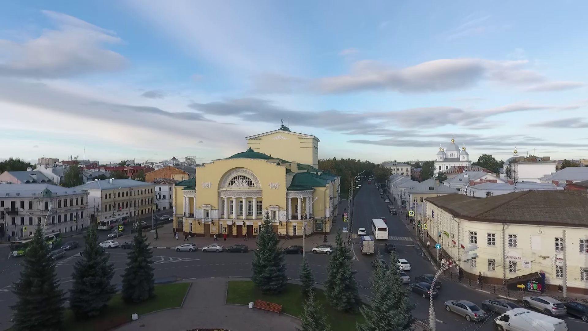 Старт сезона в Волковском театре откладывается