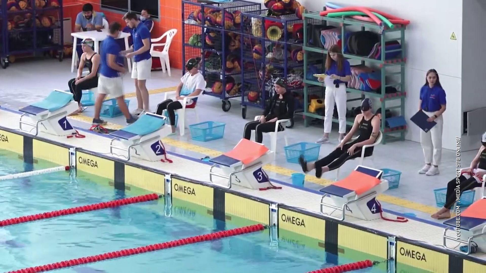 Ярославские пловцы принесли пять медалей на чемпионате страны по подводному спорту