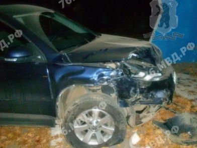 На пьяного водителя, сбившего насмерть женщину в Угличском районе, завели уголовное дело