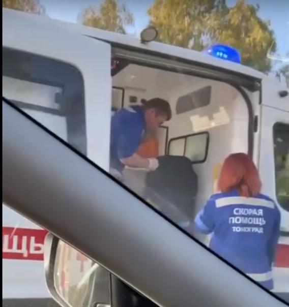 На трассе М8 в Ярославской области тяжело пострадал мотоциклист