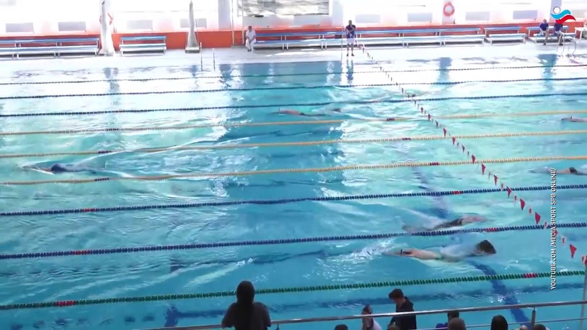 Ярославские пловцы заняли третье место на чемпионате России