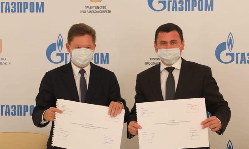 Дмитрий Миронов: в ближайшие пять лет газ придет еще почти в 15 тысяч домов области