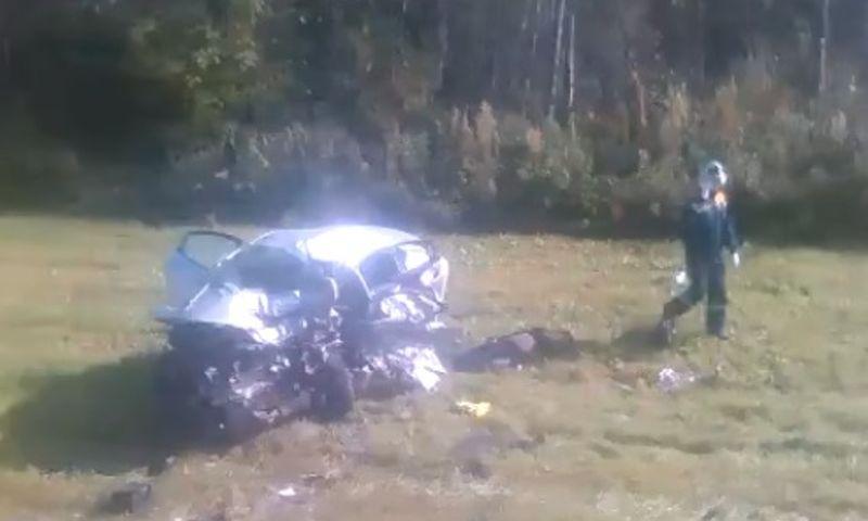 В отношении водителя, совершившего смертельное ДТП в Ростовском районе, возбудили уголовное дело