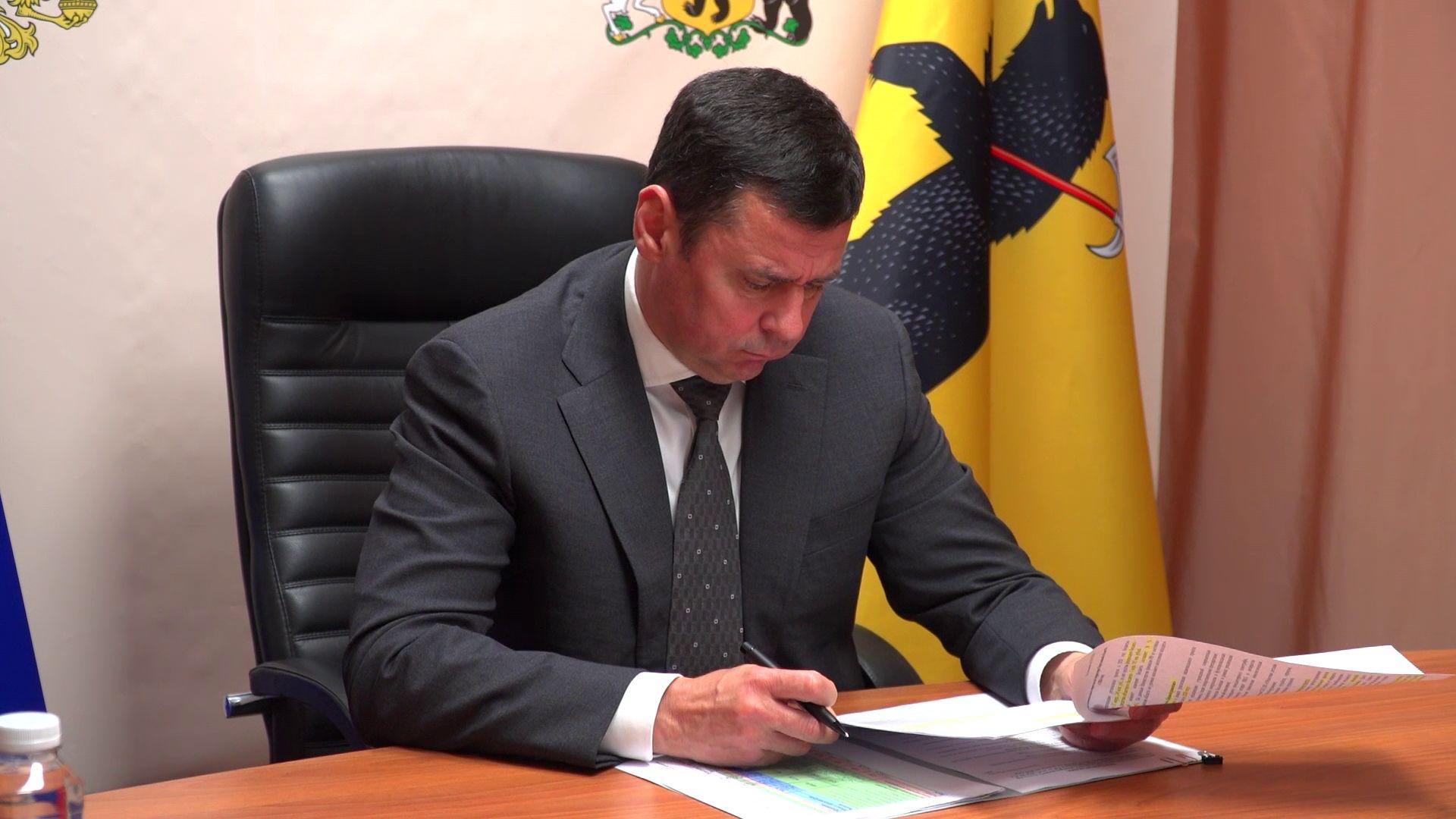 Дмитрий Миронов принял участие в заседании Госсовета