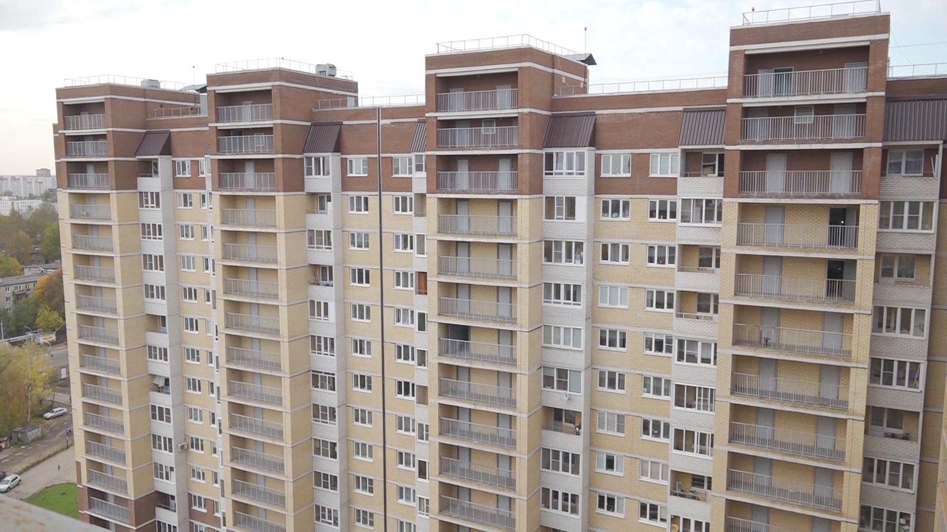 В Ярославле сдали еще один проблемный дом