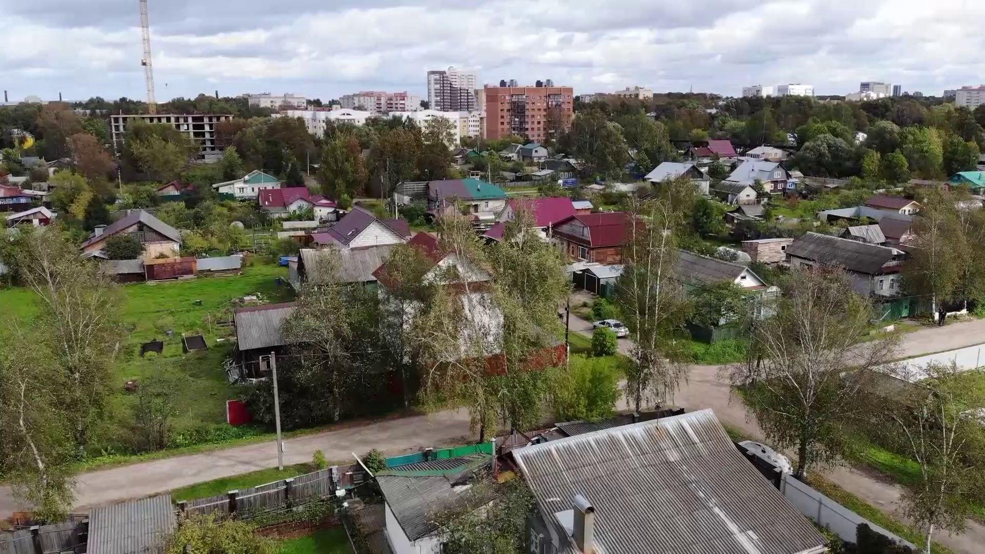 Новый проект благоустройства квартала в Красноперекопском районе отправили на доработку