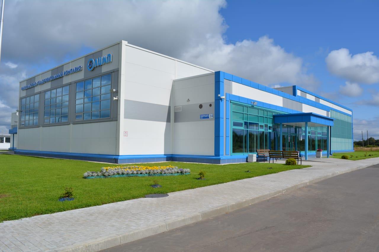 В Угличе открылся новый современный физкультурно-оздоровительный комплекс