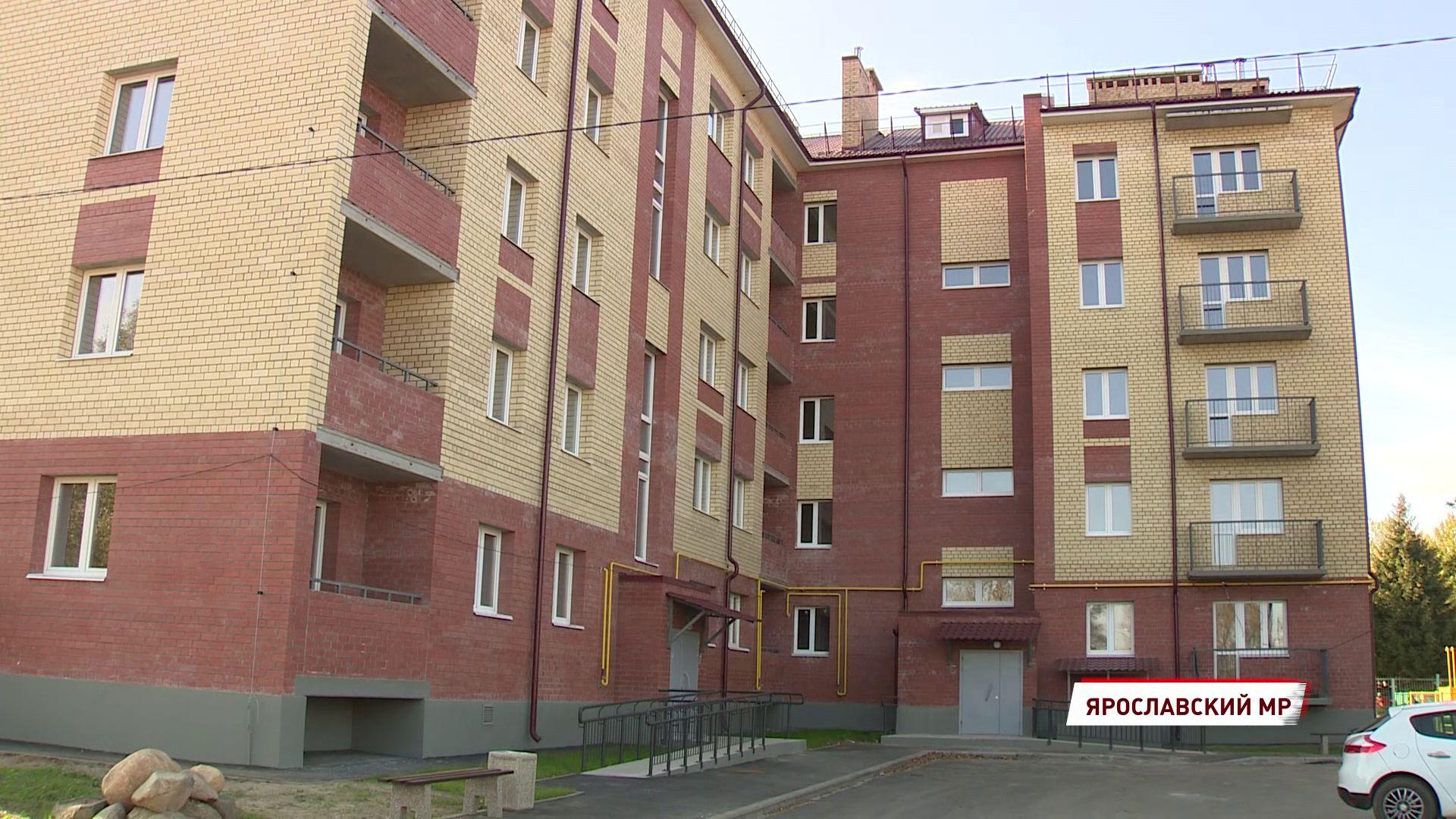 Дом под расселение аварийного жилья в Кузнечихе почти готов