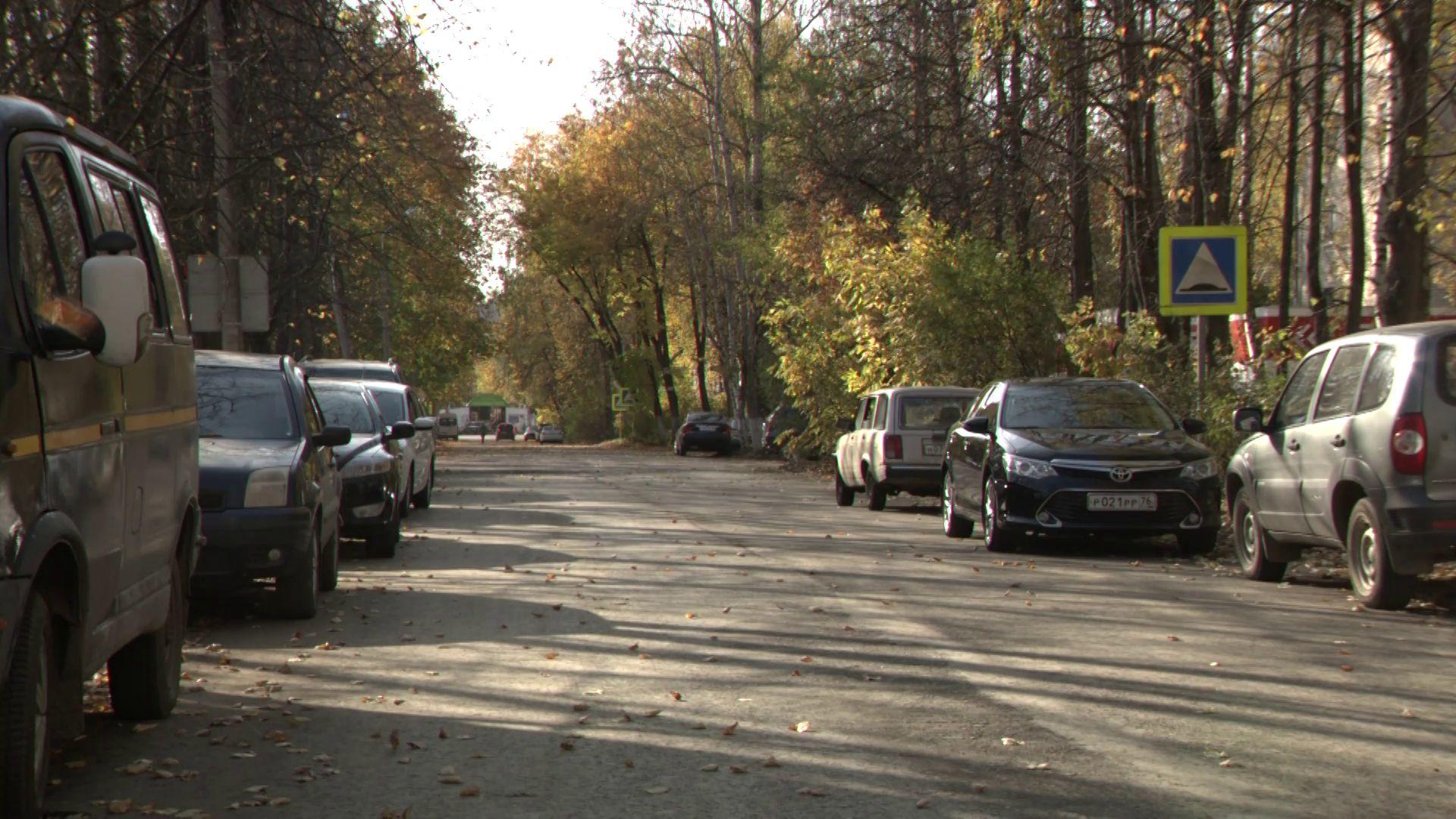 В преддверии Дня пожилого человека в Ярославле дополнительно отремонтировали несколько дорог