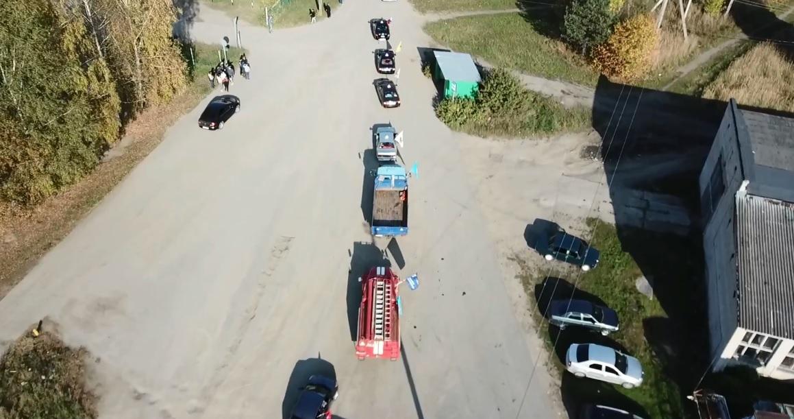 80-летие системы профессионально-технического образования в Ярославской области отметили автопробегом