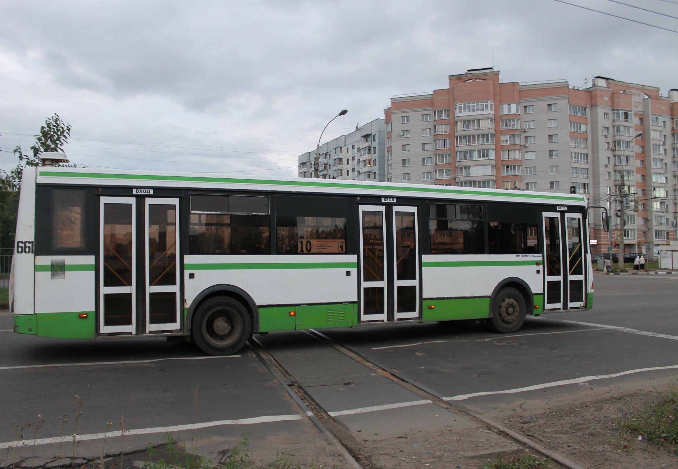 Общественный транспорт возвращается на Тутаевское шоссе