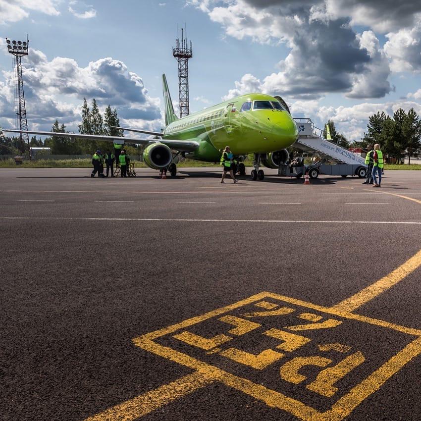 Дмитрий Миронов: ярославский аэропорт за девять месяцев обслужил на 41% пассажиров больше, чем в прошлом году