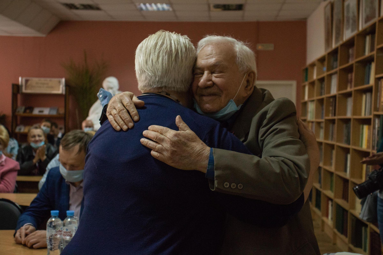 «Волонтеры Победы» исполняют мечту ветерана из Ярославля